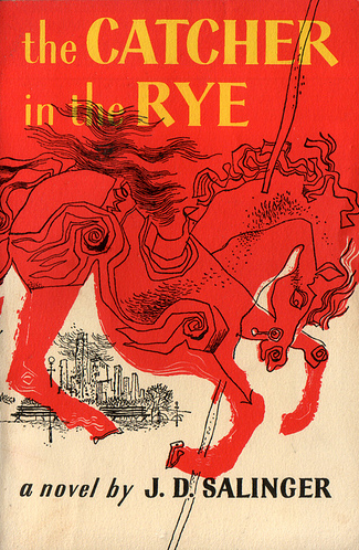 The replacement of the real values in the catcher in the rye a novel by j d salinger